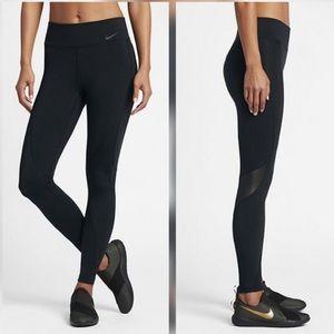 8d02939a15c36 Nike dri-fit power legendary mesh panel leggings